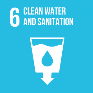 Goal 6 Clean water and sanitation