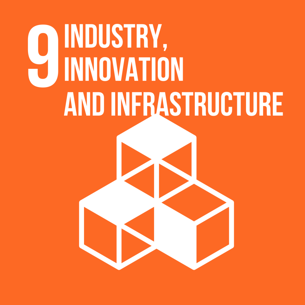 Goal 9 Industry Innovation and Infrastructure