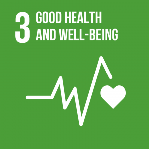 Goal 3 Good health and well being