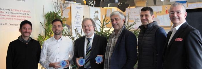 Bundes-Band Nachhaltigkeit | Award winners 2017 | Foto: Sil Egger