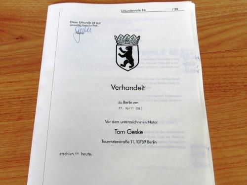 BVNG goes BioTech – Bundesvereinigung Nachhaltigkeit beteiligt sich an Eberswalder BioTech-Startup