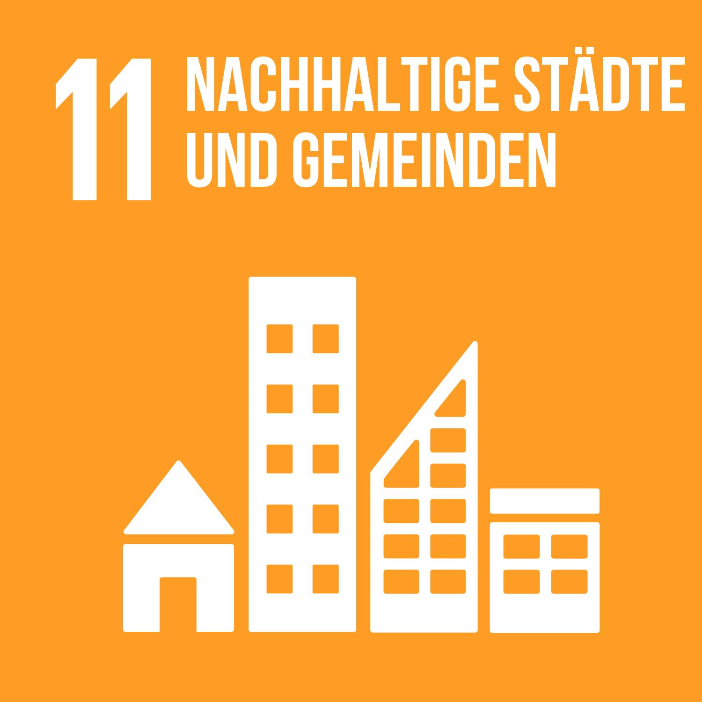 Ziel 11 nachhaltige Städte und Siedlungen