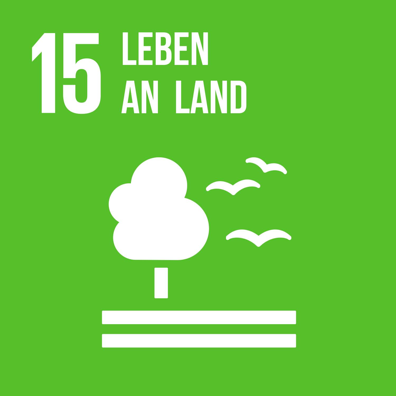 Ziel 15 Leben an Land