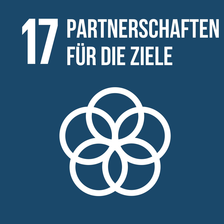 Ziel 17 Partnerschaften für die Ziele