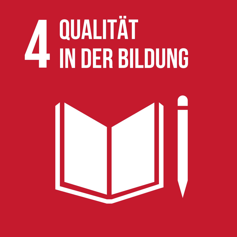 Ziel 4 Qualität in der Bildung