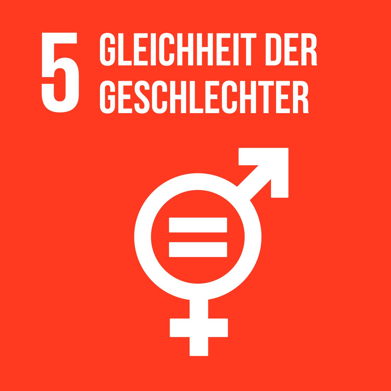 Ziel 5 Gleichheit der Geschlechter