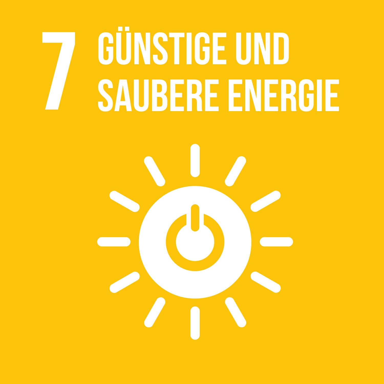 Ziel 7 günstige und saubere Energie