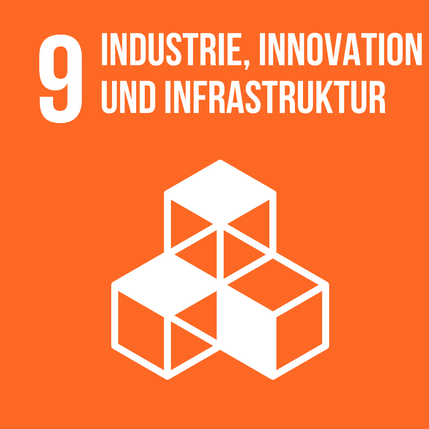 Ziel 9 Industrie, Innovation und Infrastruktur