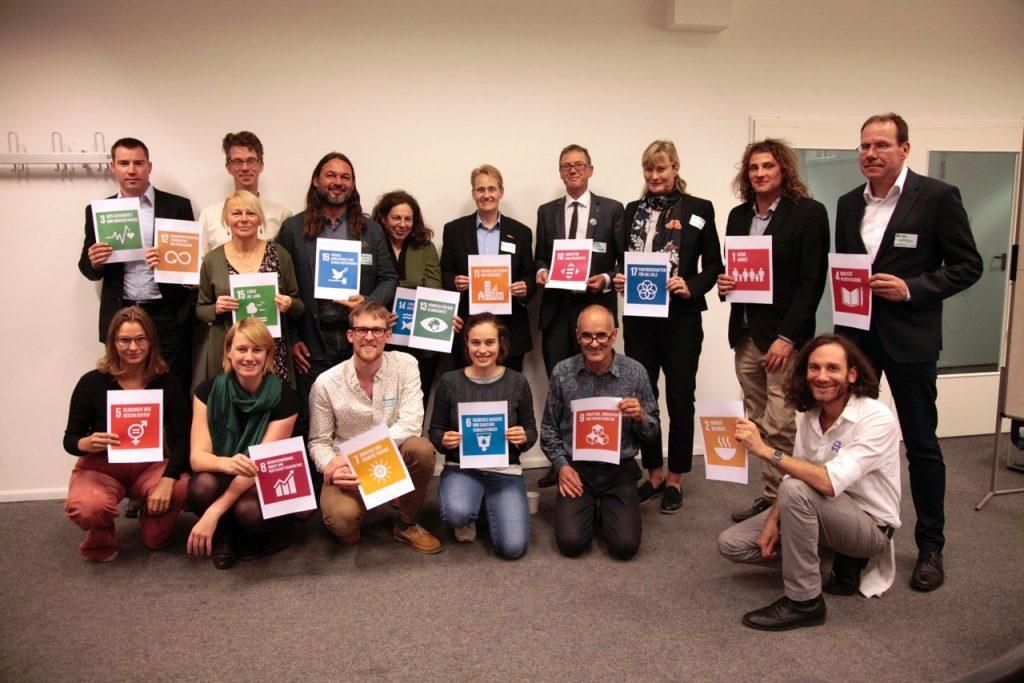 Bundespreis Nachhaltigkeit | Nominierten-Workshop 2018 | Foto: Sil Egger