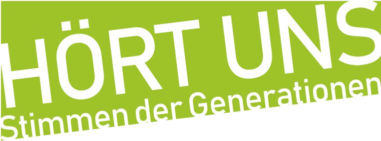 Bundespreis Nachhaltigkeit 2019: HÖRT UNS! - Stimmen der Generationen