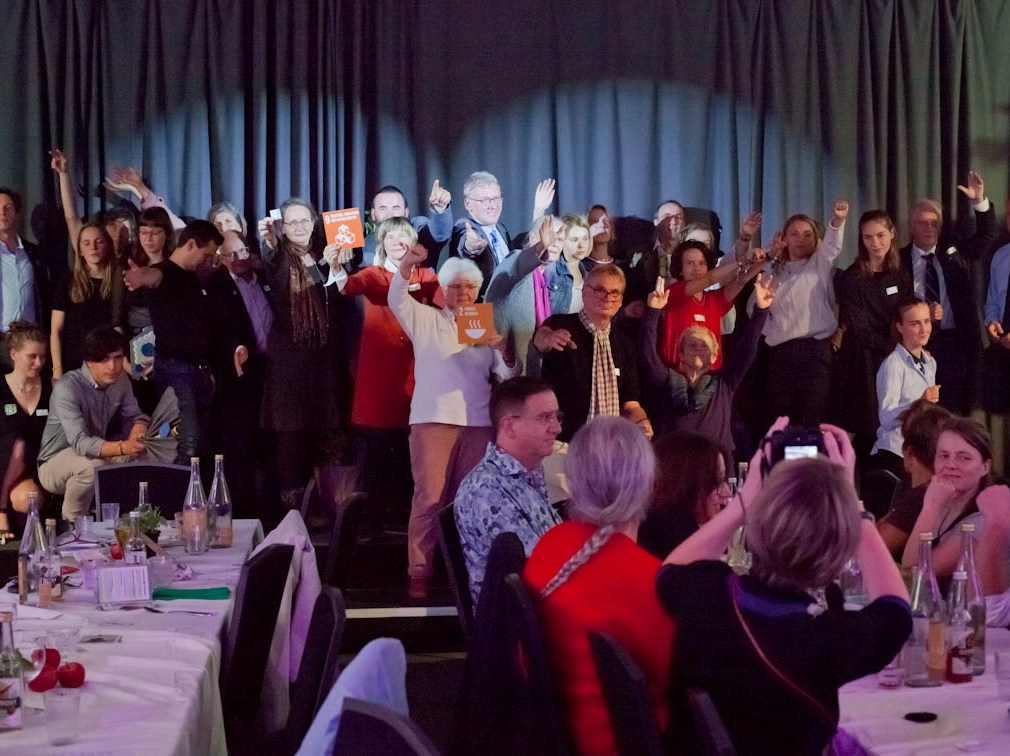 Bundespreis Nachhaltigkeit 2019 – Sieben Preisträger mit dem Bundespreis Nachhaltigkeit 2019 ausgezeichnet