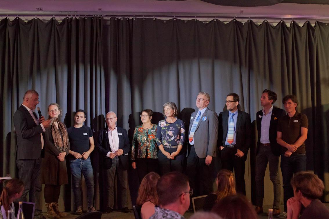 BPN2019 Preisträger Kategorie Politik Scientists4Future