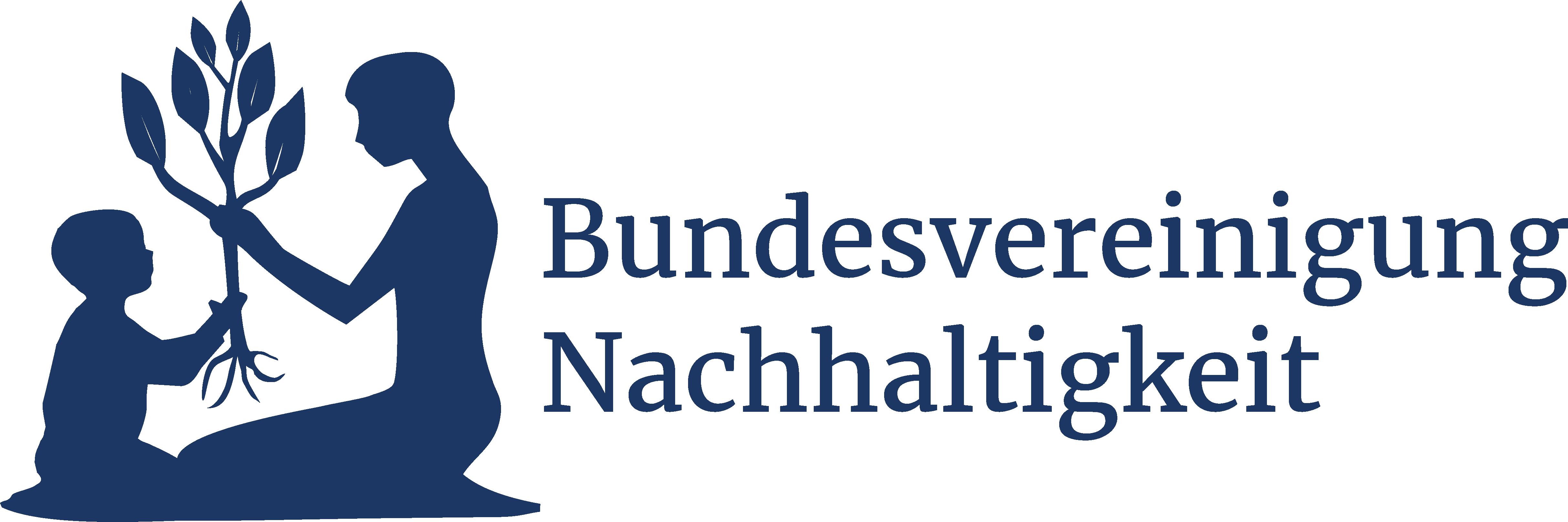Logo Deutsch Bundesvereinigung Nachhaltigkeit